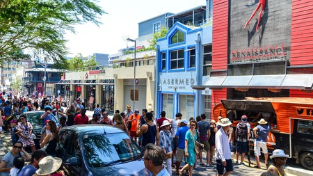 Bree Street, with its restaurants and shops, is among the coolest streets to explore in Cape Town