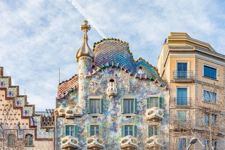 This Gaudí masterpiece in the heart of Barcelona is hosting a virtual rave