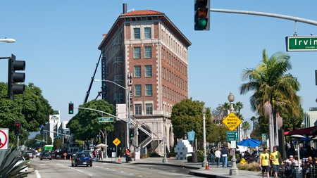 Steeped in moviemaking history, Culver City is home to globally inspired restaurants, cocktail bars and chic art galleries
