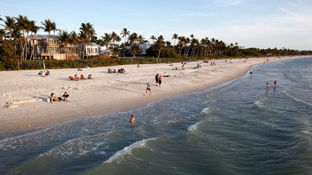 Florida's beaches are among the state's top attractions