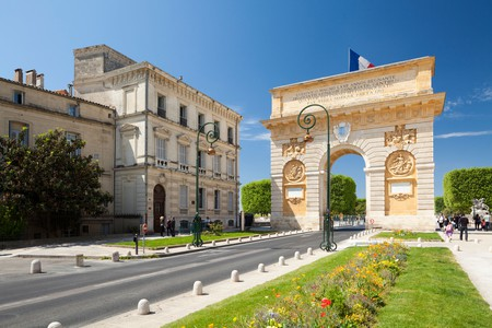Montpellier is a wonderful place to explore on bike