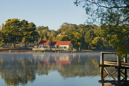 Lake Daylesford, Victoria, Australia