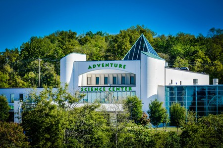 Nashville, with its popular attractions like the Adventure Science Center, isn't just for adults