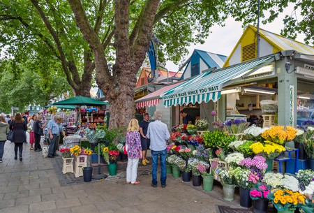 One of the UK's oldest outdoor markets can be found in Norwich