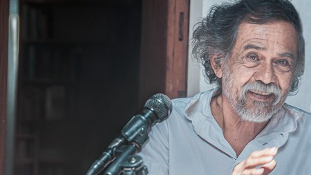 The late, great Mexican Artist Francisco Toledo is regarded as a legendary figure in Oaxaca