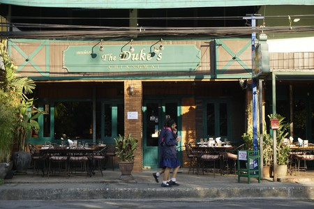 Local insiders point you in the right direction when you're in the mood for a burger in Chiang Mai
