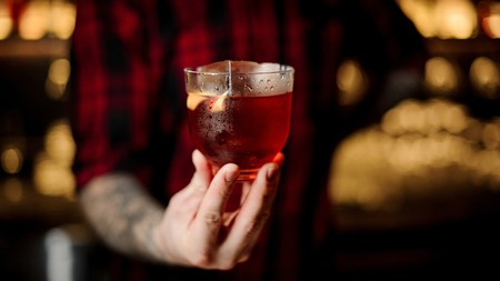 Try a classic Vieux Carré cocktail at one of New Orleans' best cocktail bars