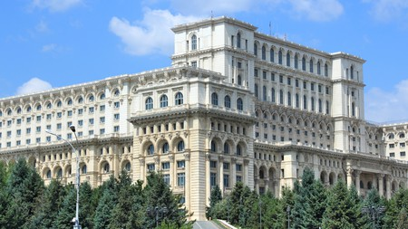Palace of the Parliament of Romania