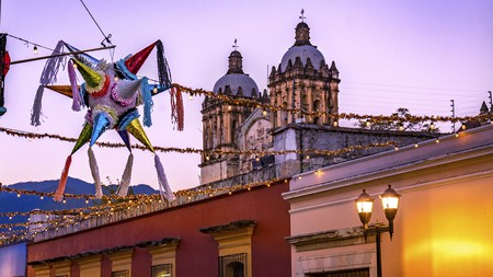 With its color and vibrancy, Oaxaca is an excellent place for a walking tour