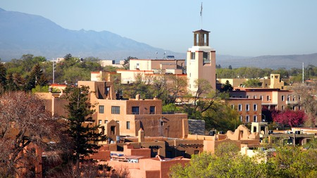 Dating back to 1610, Santa Fe, New Mexico, is among the oldest cities in the United States