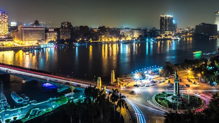 Some of Cairo's best bars are on the Nile