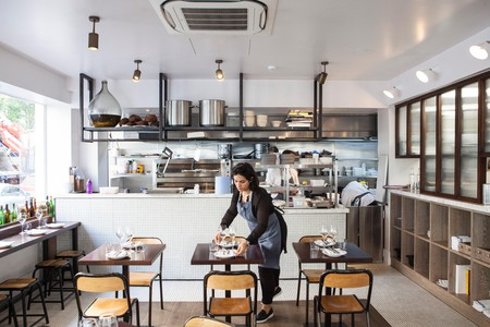 Fitzrovia's Clipstone offers very exciting food in very under-the-radar surroundings