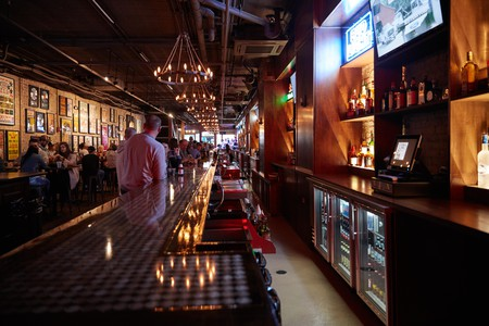 Nashville's downtown bars offer both delectable drinks and plenty of ambience