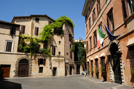 Rome's Jewish Quarter has a long and complicated history – one that's felt all around the neighbourhood