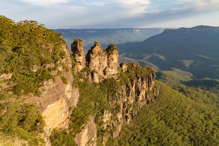 See the Three Sisters, in the Blue Mountains, on an excursion from Sydney