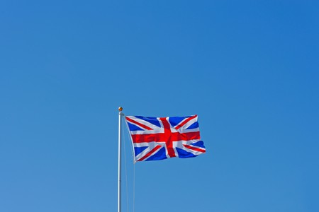 The Union Jack, or Union Flag, is the national flag of the United Kingdom