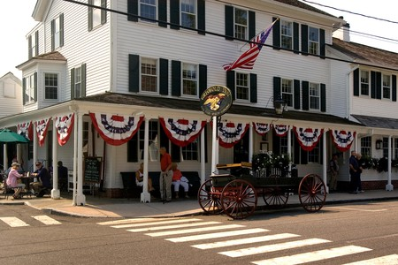 The Griswold Inn - Essex, CTOne of the oldest continuously operating inns in the country, The Griswold Inn opened its doors for business in 1776.