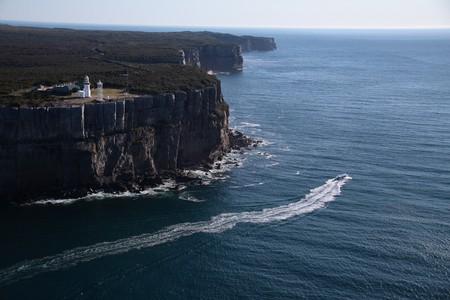 Jervis Bay is a 100-square-kilometre Pacific Ocean bay
