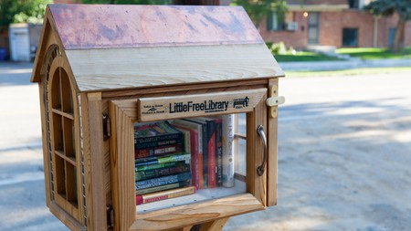 Every Little Free Library is different