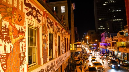 For a fun night out in Cape Town, there's no better place to go than Long Street