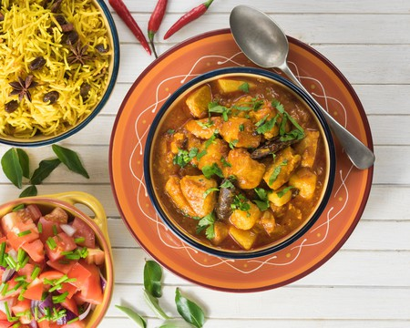 Cape Malay cuisine is known for its bold flavours