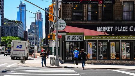 Hell's Kitchen, also known as Clinton, is a neighborhood on the West Side of Manhattan