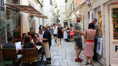 Fuel up on a good breakfast before exploring Split