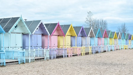 London is an ideal base for exploring the delights of the British coastline