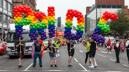 Belfast has a thriving LGBTQ community, with many LGBTQ spaces, events and resources