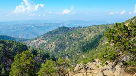 Mount Olympus is just one of the many great hiking spots around Thessaloniki