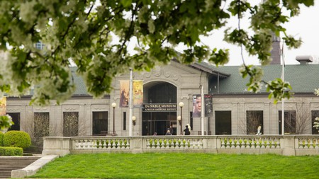 The DuSable Museum of African American History, Chicago, Illinois