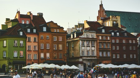 Once you've seen Warsaw's famed attractions, really get to know the city by exploring its diverse neighbourhoods