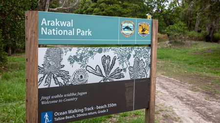 Explore the delights of Arakwal National Park with our insider guide