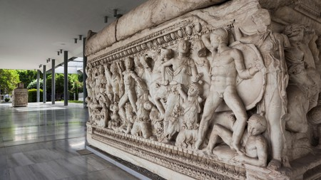 Thessaloniki's museums hold some of Greece's most impressive ancient artefacts