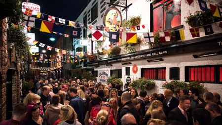 Belfast's pubs are famously brilliant, but there is more to the city's nightlife