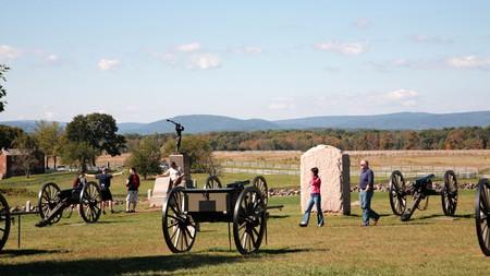 Explore pivotal sites of the American Civil War at Gettysburg