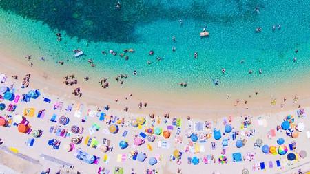 Soak up the sun on one of Corfu's many idyllic beaches