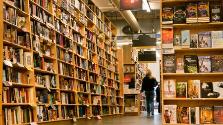 Powell's City of Books bookstore is the perfect destination for curious bibliophiles