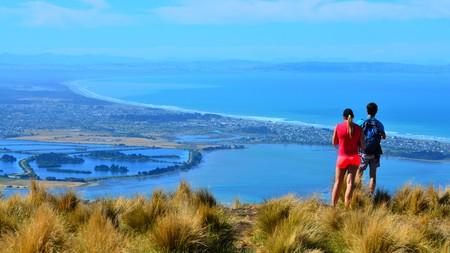 New Zealanders love to spend time outdoors