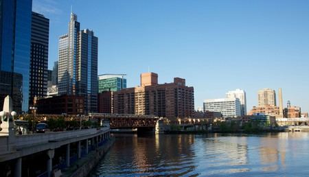 Mingle with Chicago's aspiring artists by staying in River North