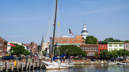 Annapolis, the capital of Maryland, is chock-full of prestigious historic sites