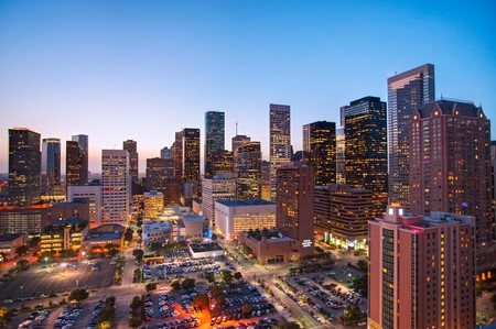 In a city the size of Houston, you'll never run out of things to do after dark
