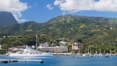 French Polynesia reopened to American tourists on 15 July