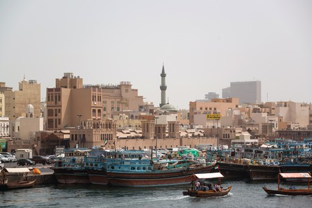 Visit the Dubai creek to get a flavour of life in the Emirate 100 years ago