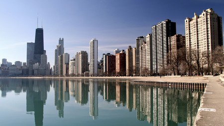 Chicago is awash with excellent eateries