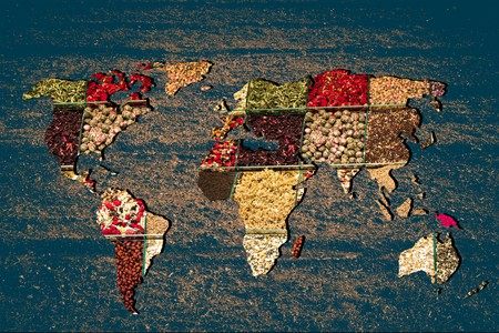 How worldly is your knowledge of international cuisine?