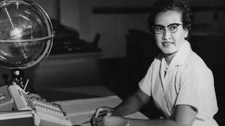 Katherine Johnson played a key role in the moon landings. She's one of many brilliant Black women who changed the course of history