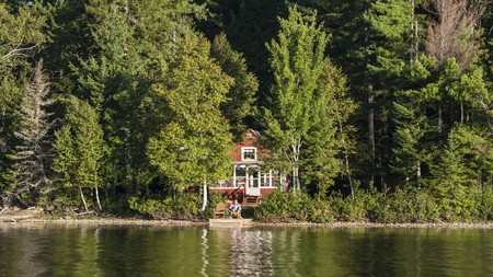 Find some respite in the great outdoors in upstate New York