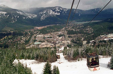 There's so much to see and do outside Vancouver, including a day trip to Whistler | Photo by Tim Graham/Getty Images
