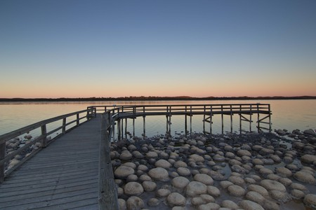 Lake Clifton in Yalgorup National Park boasts the largest thrombolite reef in the Southern Hemisphere